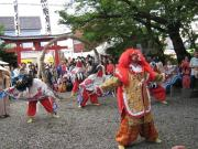 お囃子・お神楽・獅子舞・お祭り大好き
