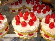 今日食べたケーキ
