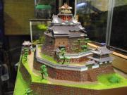 お城の模型・プラモデルを作ろう