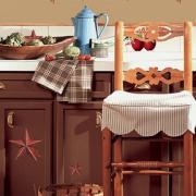 部屋と小物の写真