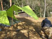 カップルキャンプをしてますか
