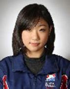 長洲未来選手  GO GO MIRAI