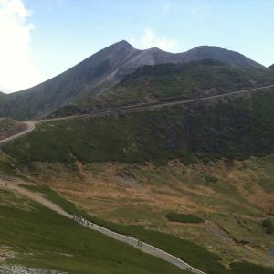 日本百名山の登山