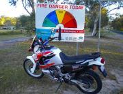 オーストラリアでバイクに乗ってる?