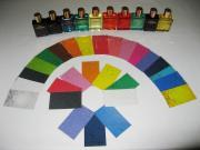 カラーセラピーはBe colorで癒しも資格も
