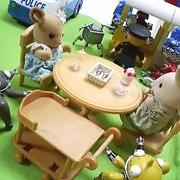玩具お茶の間劇場