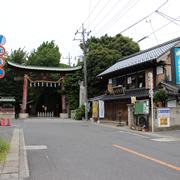 アニメらき☆すたの聖地「鷲宮」