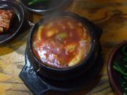 韓国のおいしいものを食べ歩く