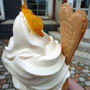 道の駅のソフトクリームやアイスクリーム