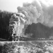 国鉄時代の蒸気機関車