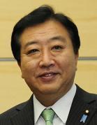 野田佳彦総理大臣(どじょう泥鰌宰相)