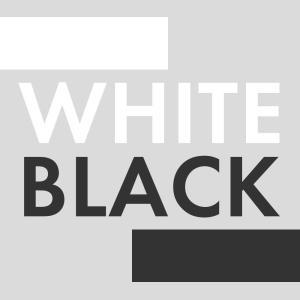 白黒アイテム インテリア-小物-ファッション