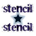 ステンシル