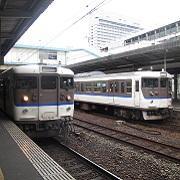 113・115系近郊型電車