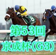第53回京成杯(G3)