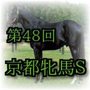 第48回京都牝馬S2013