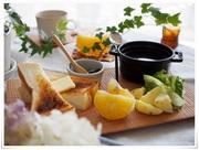 イイホシユミコさんの器と料理