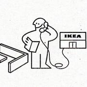 IKEA で部屋づくり♪