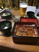 鰻、うな重、蒲焼き!美味いうなぎが大好き