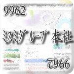 9962:ミスミグループ本社