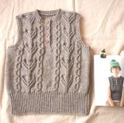 三國万里子さんの編みもの