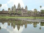 カンボジアの旅行写真ご紹介。