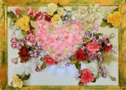 お花をハンドメイド