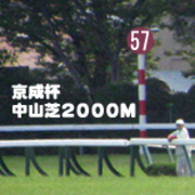2017年 第57回 京成杯(GIII)