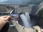 ダム訪問やダムカード集め