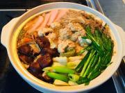 みんなの家のおいしい鍋レシピ。