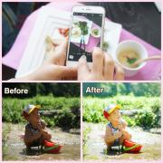 スマホアプリで写真加工する方法やコツ