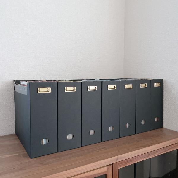 書類整理&ホームファイリング
