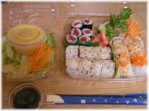 毎外で食べる日本食&作る日本食