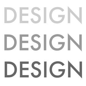 デザインがいいモノが好き!