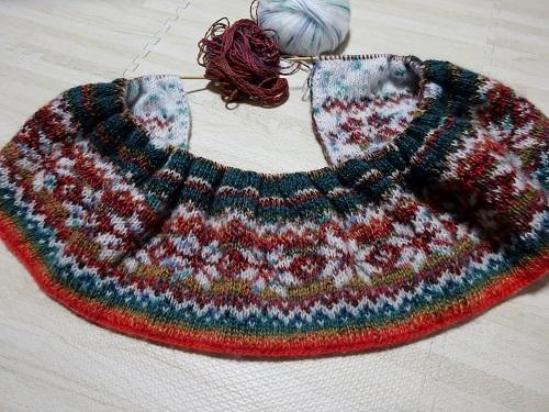 100均の編み糸(毛糸・コットン糸・レース糸)で編む