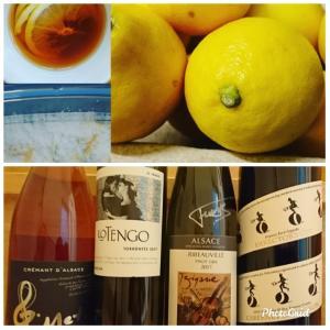 音楽とアロマとワイン 五感で楽しむ