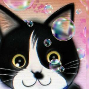 愛猫との日々と猫イラスト