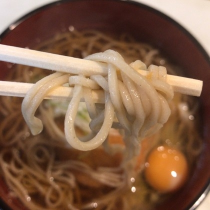 東京うま蕎麦・立ちそば