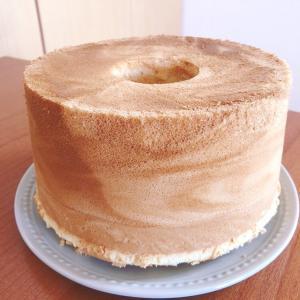 簡単ふわふわシフォンケーキ