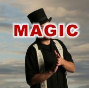手品、マジック、マジシャン