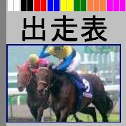 JRA出走予定馬の情報提供をしています!