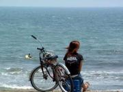 海のある休日