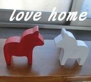 インテリア・雑貨・Love! Home♪