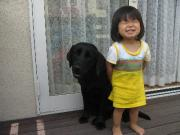 愛犬と子育て