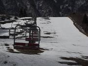 暖冬による降雪・積雪の減少